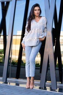 Anatia Grey sweter