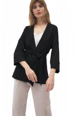 Czarne kimono - Z39