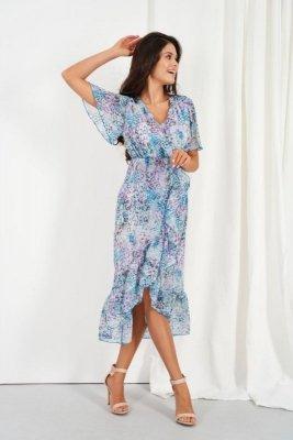 Sukienka LG523 druk 14