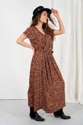 Sukienka LG551 druk 21