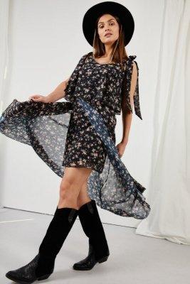 Sukienka LG548 druk 15
