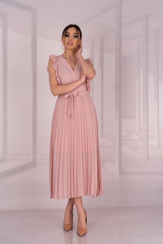 Merlotina Powder D03 sukienka