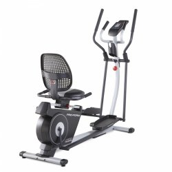 Orbitrek + Rower ProForm  Hybrid + Roczne członkostwo iFit