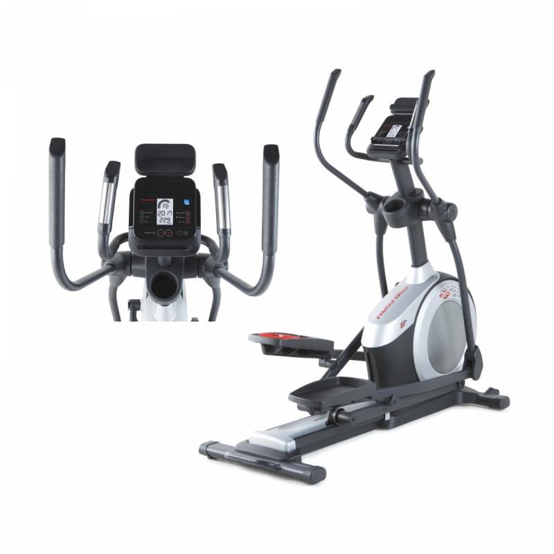 Orbitrek Programowany ProForm Endurance 420 E + Roczne członkostwo iFit