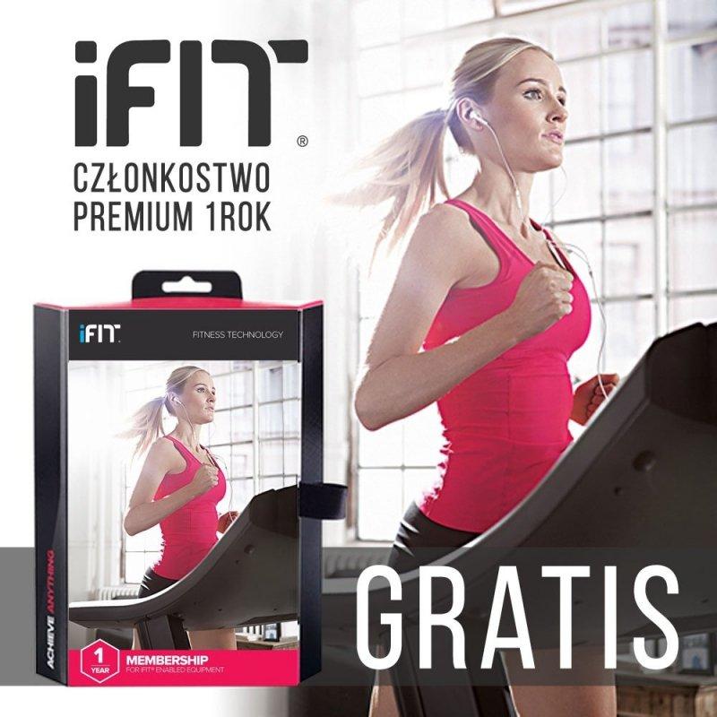 Orbitrek Programowany NordicTrack A.C.T. Commercial + Roczne członkostwo iFit