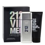 Carolina Herrera 212 VIP MEN Zestaw - EDT 100 ml + SG 100 ml