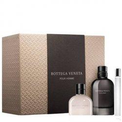 Bottega Veneta pour Homme Zestaw - EDT 90 ml + EDT 10 ml + ASB 100 ml