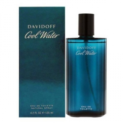 Davidoff Cool Water Man Woda toaletowa 125 ml