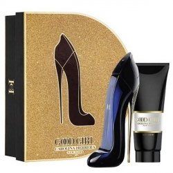 Carolina Herrera Good Girl Zestaw - EDP 50 ml + BL 75 ml