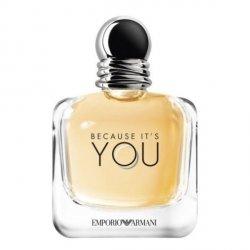 Emporio Armani Because It's You Woda perfumowana 100 ml - Tester