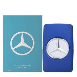 Mercedes-Benz Man Blue Woda toaletowa 100 ml