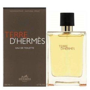 Hermes Terre d'Hermes Woda toaletowa 200 ml