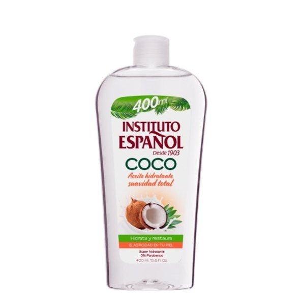Instituto Espanol Coco Coconut Body Oil 400 ml
