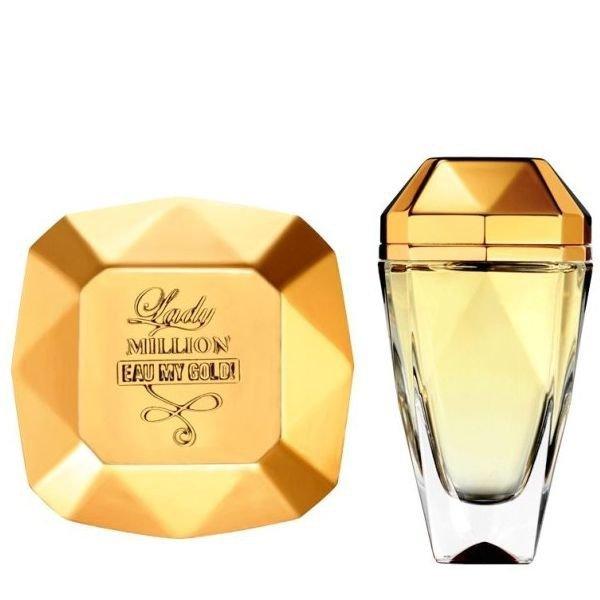 Paco Rabanne Lady Million Eau My Gold Eau de Toilette 80 ml - Tester
