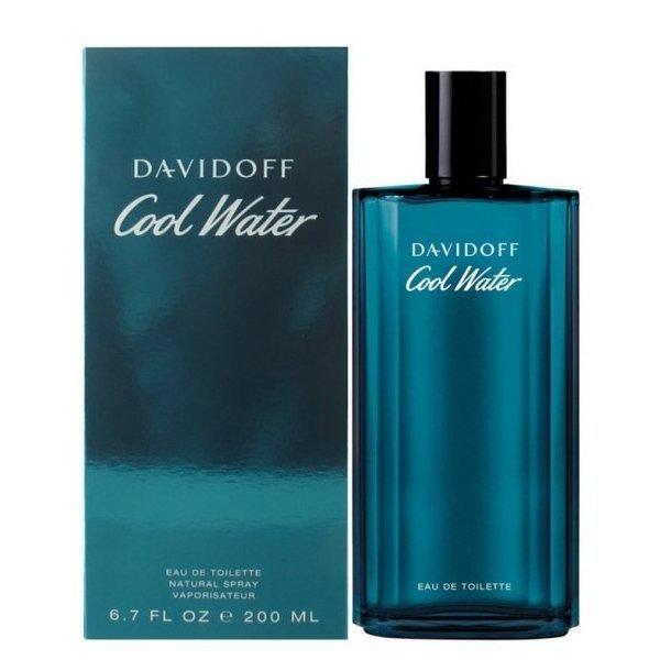 Davidoff Cool Water Man Eau de Toilette 200 ml