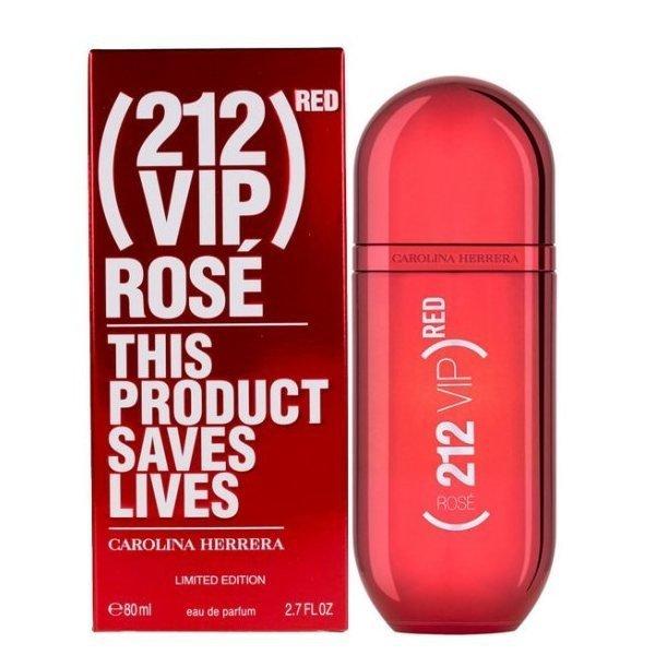 Carolina Herrera 212 VIP Red Woda perfumowana 80 ml