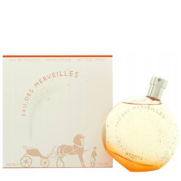 Hermes Eau des Merveilles Eau de Toilette 100 ml