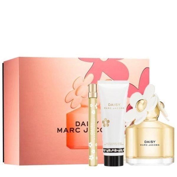 Marc Jacobs Daisy Set - Eau de Toilette 100 ml + Eau de Toilette 10 ml + Body Lotion 75 ml