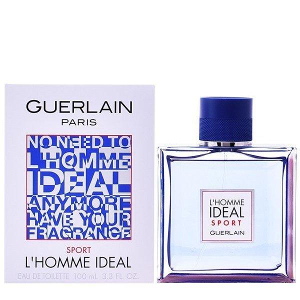 Guerlain L'Homme Idéal Sport Eau de Toilette 100 ml