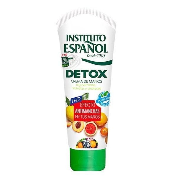 Instituto Espanol Detox Hand Cream 75 ml