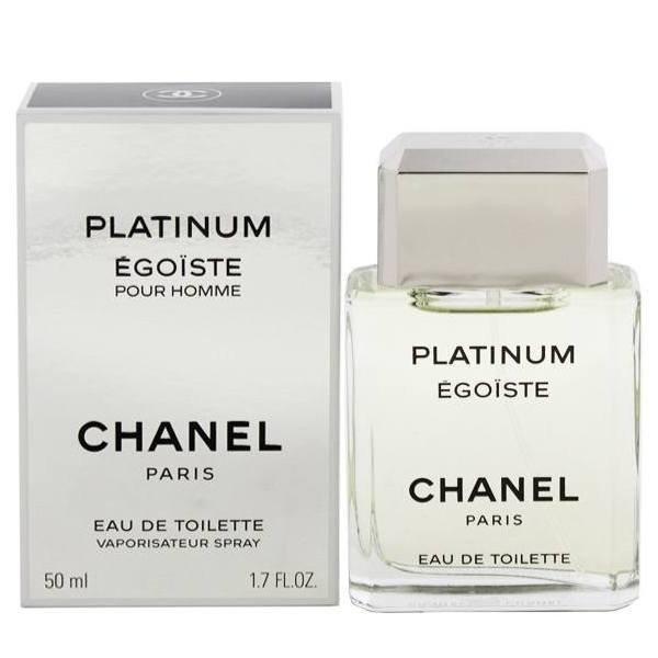 Chanel Chanel Platinum Egoiste Eau de Toilette 50 ml