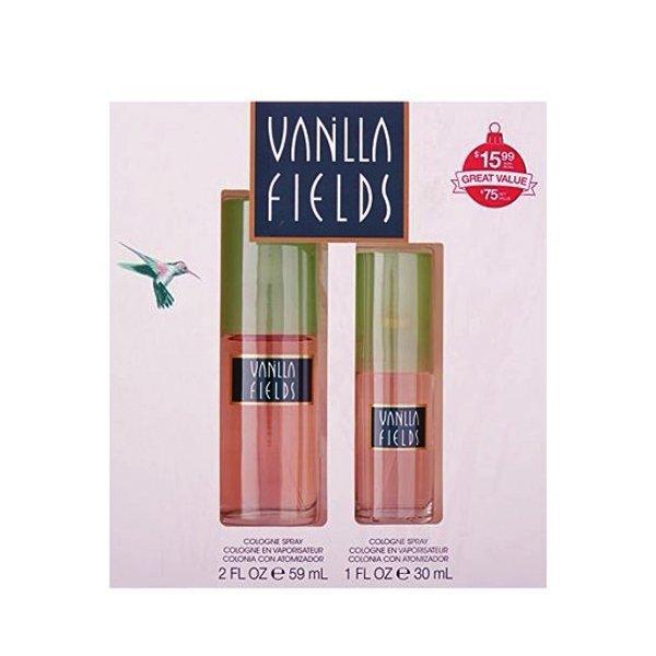Coty Vanilla Fields Set Eau de Cologne 59 ml + Eau de Cologne 30 ml