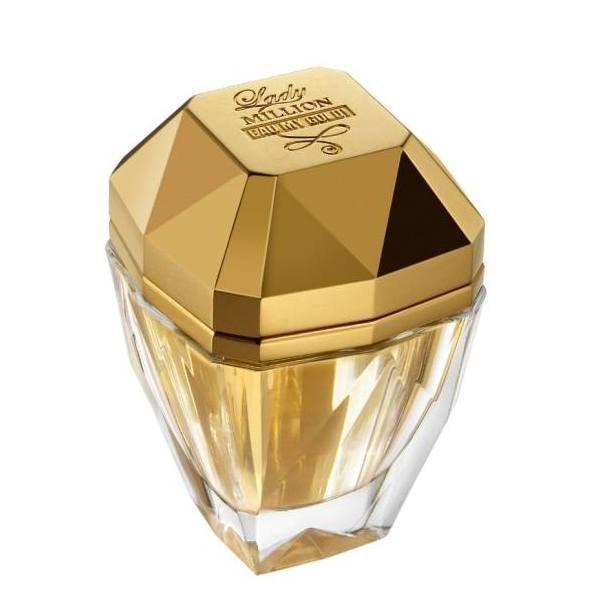 Paco Rabanne Lady Million Eau My Gold Eau de Toilette 50 ml