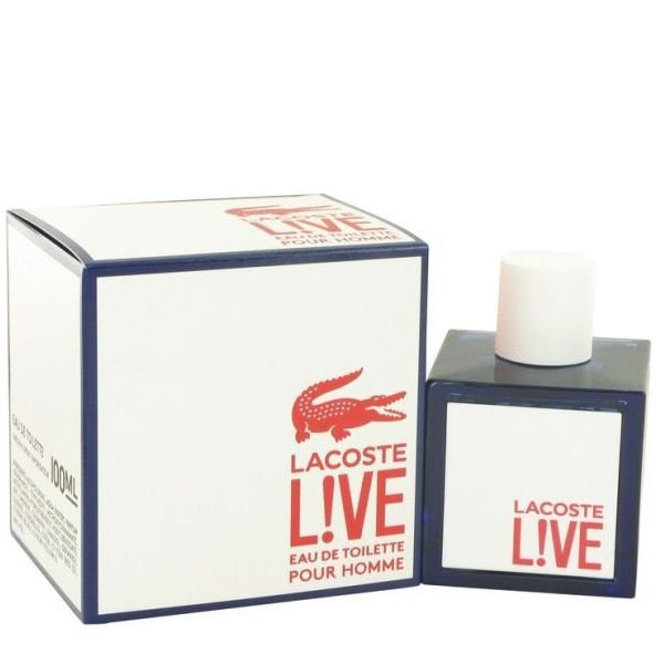 Lacoste L!VE Eau de Toilette 100 ml