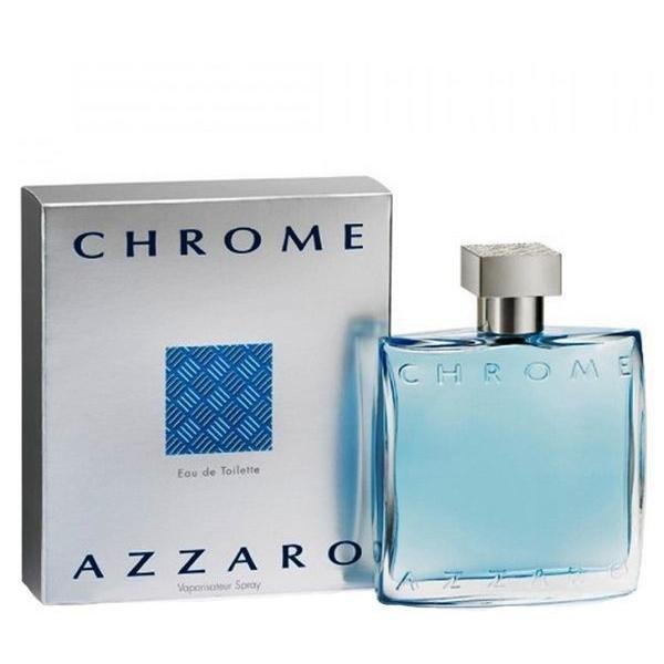 Azzaro Chrome Eau de Toilette 200 ml