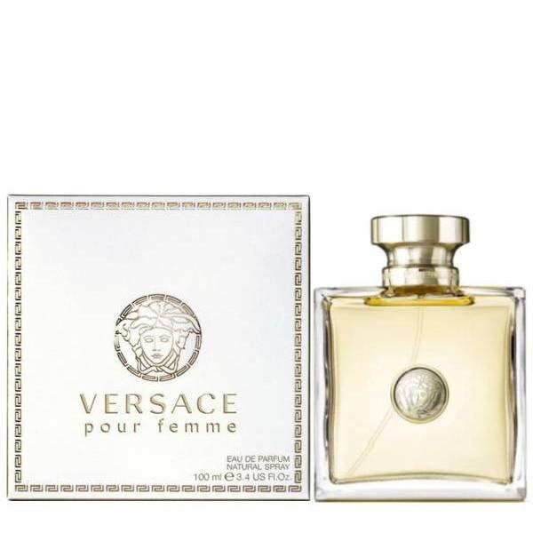 Versace Pour Femme Eau de Parfum 100 ml