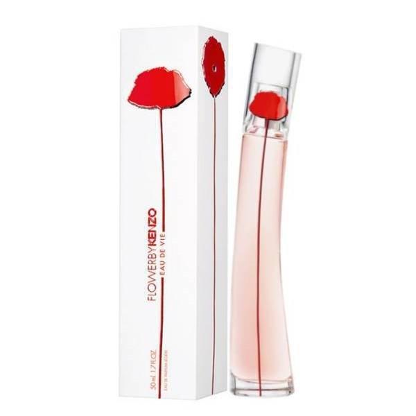 Kenzo Flower by Kenzo Eau de Vie Eau de Parfum 50 ml