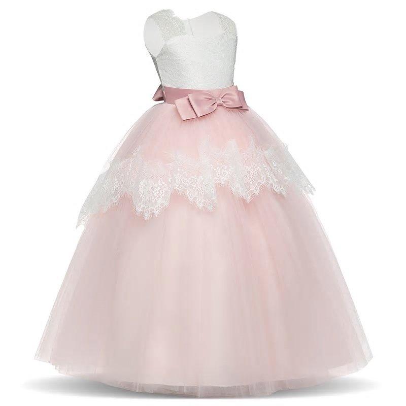 Sukienka długa balowa Druhna