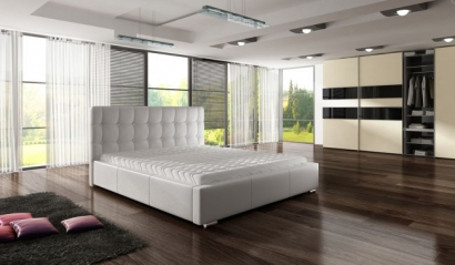 Square 80; 90; 100; 120; 140; 160; 180 cm | UPHOLSTERED BED FRAMES