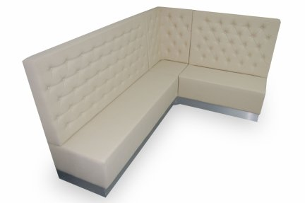 Chesterfield Booth Seating 07FL