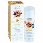 Eco Cosmetics Krem na słońce faktor SPF 50+ dla dzieci i niemowląt 50 ml