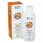 Eco Cosmetics Olejek do ciała dla dzieci i niemowląt 100 ml