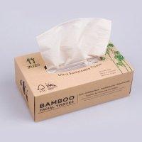 ZUZII Bambusowe chusteczki higieniczne
