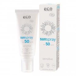 ECO Cosmetics Spray na słońce SPF 50 Sensitive 100 ml