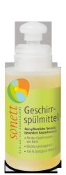 Sonett Płyn do mycia naczyń CYTRYNOWY 120 ml - próbka