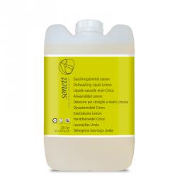 Sonett Płyn do mycia naczyń CYTRYNOWY 20 litrów