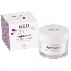 ECO Cosmetics ECO NIGHT Krem na noc z OPC, Q10 i kwasem hialuronowym 60ml