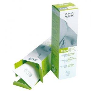 Eco Cosmetics Clean – mleczko łagodnie oczyszczające do twarzy 3 w 1 125 ml