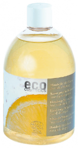 Eco Cosmetics Mydło w płynie Z CYTRYNĄ - opakowanie uzupełniające 500 ml