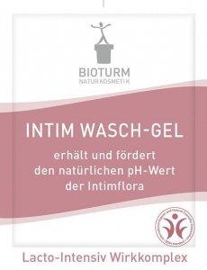Bioturm Żel do higieny intymnej z bio-serwatką nr 26 PRÓBKA 3 ml
