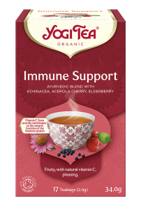 Yogi Tea Na odporność IMMUNE SUPPORT