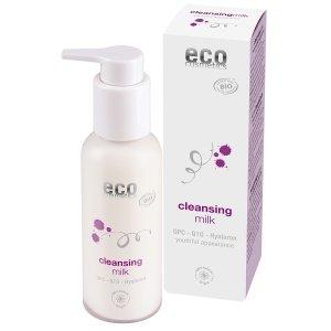 ECO Cosmetics ECO Mleczko oczyszczające z OPC, Q10 i kwasem hialuronowym 100 ml Przecena (termin: 01.2021)