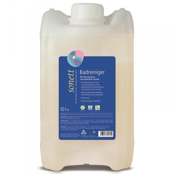 Sonett Płyn do czyszczenia kuchni i łazienek - opakowanie uzupełniające 10 litrów