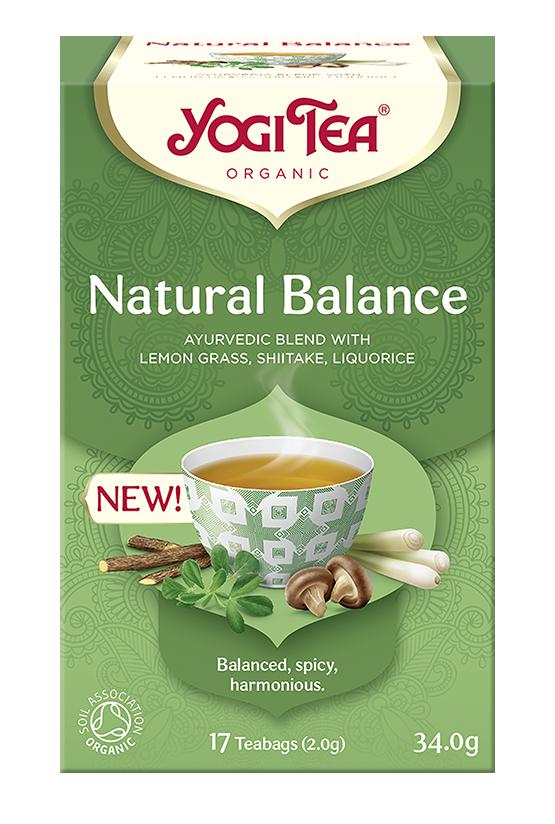 Yogi Tea Naturalna równowaga NATURAL BALANCE
