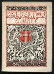 Kudliński Tadeusz - Dziedzictwo zemsty.