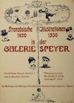 Soszyński Jerzy - Franzozische Illustrationen 1890- 1930 in der Galeria Speyer